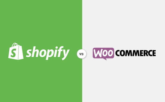 WooCommerce vs Shopify online store